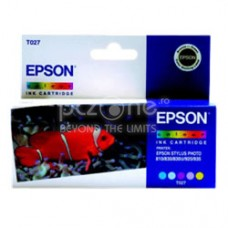 Cartus Cerneala Epson Ink Cartridge colour;Stylus Photo 810, Photo 830, 830U, 925, 935, 820 - C13T02740110