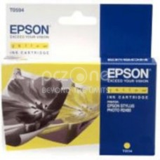Cartus Cerneala Epson Ink cartridge Yellow for Stylus Photo R2400 - C13T05944010