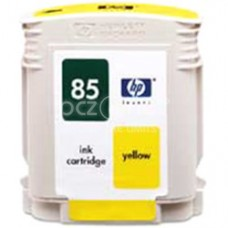 Cartus cerneala HP 85 Yellow Ink Cartridge with Vivera Ink 69 ml C9427A