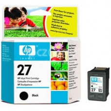 Cartus cerneala HP 27 Black Inkjet Print Cartridge aprox. 220 pag C8727AE