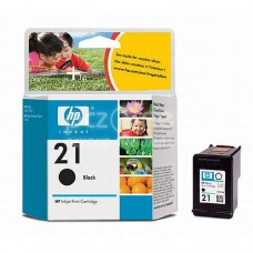 Cartus cerneala HP 21 Black Inkjet Print Cartridge aprox. 150 pag C9351AE