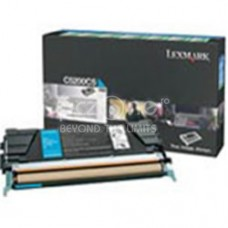 Toner Lexmark  C530 Cyan Standard Yield Return -1.5K - C5200CS