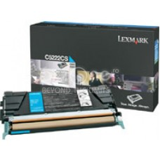 Cartus toner Lexmark C52x color Cyan 3K standard yield - C5222CS