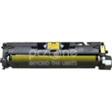 Cartus toner HP Color LaserJet 2550/2800 Series color Yellow Q3962A