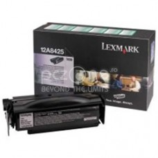 Cartus toner Lexmark T430 Return High Yield Cartridge 12K - 12A8425