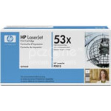 Cartus toner HP LaserJet P2015 high yield black Q7553X