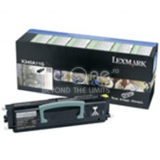 Toner Lexmark  X34X 2.5K Return Cartridge - X340A11G