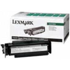 Cartus toner Lexmark T420 black 10K prebate cartridge - 12A7415