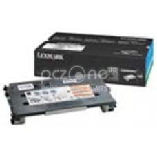 Cartus toner Lexmark C500N black 2.5K - C500S2KG