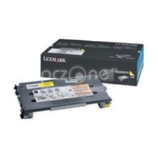 Cartus toner Lexmark C500N color Yellow 3K -  C500H2YG