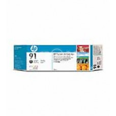 Cartus cerneala HP 91 Photo Black Ink Cartridge 3-pack 3 ink cartridges 775 ml each not for individual sale C9481A