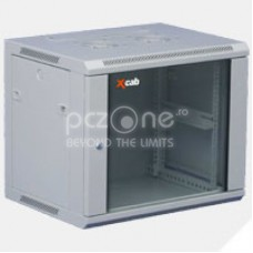 cabinet metalic de perete xcab 12u 19inch 600mm xcab 12u60s
