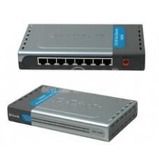 Switch D-Link DES-1008D cu 8 porturi 10/100 Workgroup Switch