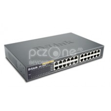 Switch D-Link 24 Port 10/100 rack mountable - DES-1024D