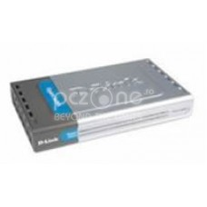 Switch D-Link 5 Port 10/100/1000 - DGS-1005D