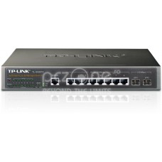 Switch TP-LINK 8 Port 10/100/1000 rack mountable - TL-SG3210