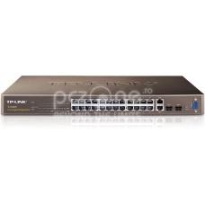 Switch TP-LINK 24 Port 10/100 rack mountable - TL-SL3428