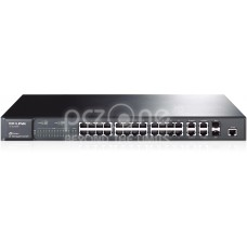 Switch TP-LINK 24 Port 10/100 rack mountable - TL-SL5428E