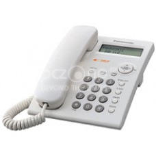 Telefon analogic Panasonic KX-TSC11FXW alb - PNTEL-TSC11FXW