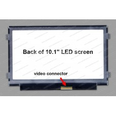 Display laptop Acer ASPIRE ONE D255-2640 10.1 inch Wide WSVGA (1024x600) lucios LED