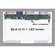 Display laptop ASUS U6VC 12.1 inch Wide  WXGA (1280x800)  Glossy  LED