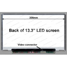 Display laptop ASUS U36JC-RX162V 13.3 inch Wide WXGA (1366x768) HD  Glossy  LED