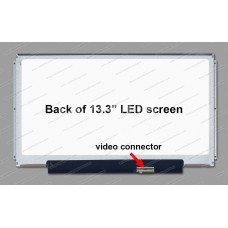 Display laptop ASUS X32A 13.3 inch Wide WXGA (1366x768) HD  Matte  LED