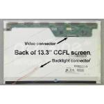 Display laptop Gateway UC73 13.3 inch Wide WXGA (1280x800) Matte CCFL 1-lampa