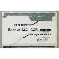Display laptop ASUS W6A 13.3 inch Wide WXGA (1280x800)  Glossy  CCFL 1-lampa