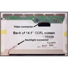 Display laptop ASUS V2S 14.1 inch Wide WXGA+ (1440x900)  Glossy  CCFL 1-lampa