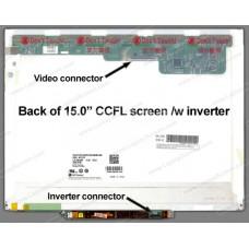Display laptop Dell LATITUDE 100L 15 inch  XGA (1024x768)  Matte  CCFL 1-lampa