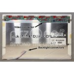 Display laptop ASUS W1000 15.4 inch Wide WXGA (1280x800)  Glossy  CCFL 2-lampi