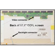 Display laptop Gateway MX703J 17 inch Wide WSXGA+ (1680x1050) Glossy CCFL 1-lampa