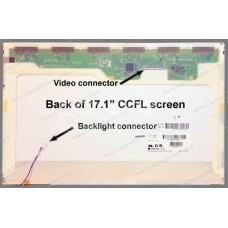 Display laptop ASUS W2 17 inch Wide WUXGA (1920x1200)  Matte  CCFL 1-lampa
