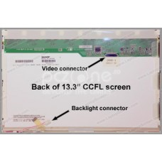 Display laptop ASUS W6F 13.3 inch Wide WXGA (1280x800)  Matte  CCFL 1-lampa