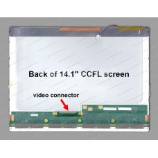 Display laptop Gateway SOLO 9300E 14.1 inch XGA (1024x768) Matte CCFL 1-lampa