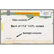 Display laptop Gateway P-6831 FX 17 inch Wide WSXGA+ (1680x1050) Matte CCFL 1-lampa