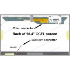 Display laptop Fujitsu FMV-BIBLO NW/G75 18.4 inch Wide WSXGA+ (1680x945) Glossy CCFL 1-lampa