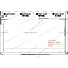 Display laptop Dell INSPIRON 1525