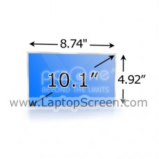 Display laptop Dell LATITUDE 2110 10.1 inch Wide WSVGA (1024x600)  Glossy  CCFL 1-lampa