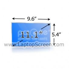 Display laptop ASUS S6FM 11.1 inch Wide WXGA (1366x768) HD  Glossy  CCFL 1-lampa
