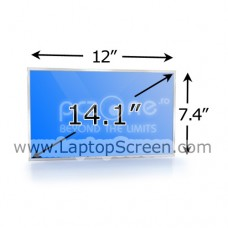 Display laptop Dell LATITUDE ATG D620 14.1 inch Wide WXGA (1280x800)   LED