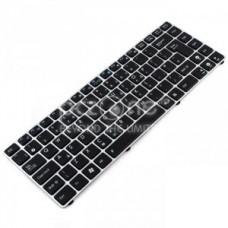 Tastatura laptop Asus Eee PC 1215T frame silver