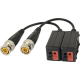 Video balun pasiv set 2 bucati P-TR1HD3 HDTVI/HDCVI/AHD clips
