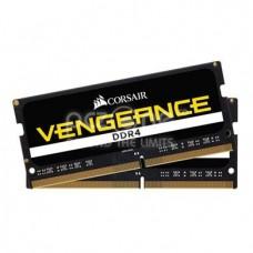 Memorie Corsair Vengeance Series 16GB (2x8GB) DDR4 SODIMM 2666MHz CL18 CMSX16GX4M2A2666C18