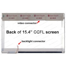 Display laptop Gateway NX570S 15.4 inch WideScreen WSXGA+ (1680x1050) Glossy CCFL 1 lampa