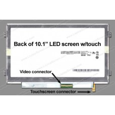 Display laptop IBM-Lenovo IDEAPAD S10-3T 0651-4EU 10.1-inch WideDigitizer WSVGA 1024x600 Glossy