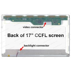 Display laptop Gateway NX860XL 17 inch WideScreen WXGA+ (1440x900) Glossy CCFL 1 lampa
