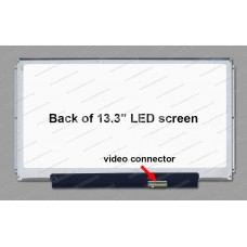 Display laptop IBM Lenovo THINKPAD EDGE 13 0217-2VY 13.3 inch WideScreen WXGA (1366x768) HD Matte LED