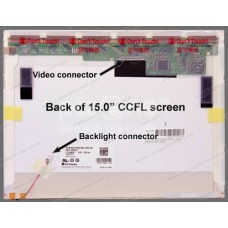 Display laptop IBM Lenovo THINKPAD T42 2373 SERIES 15 inchScreen SXGA (1400x1050) Matte CCFL 1 lampa